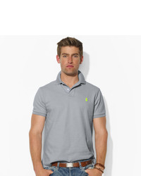 Polo Ralph Lauren Custom Fit Mesh Polo Shirt