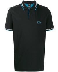 BOSS HUGO BOSS Short Sleeved Logo Polo Shirt
