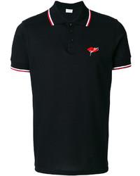 Saint Laurent Slow Rising Polo Shirt