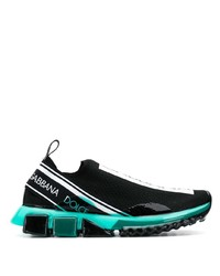 Dolce & Gabbana Sorrento Knit Sneakers