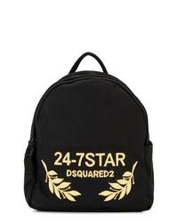 Dsquared2 24 7 Star Logo Backpack