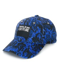 VERSACE JEANS COUTURE Logo Print Baseball Cap