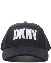 Black Print Cap