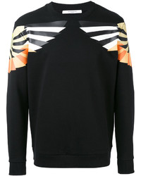 Givenchy Patterned Sweatshirt