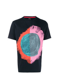 Ps By Paul Smith Printed T Shirt