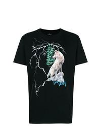 Marcelo Burlon County of Milan Wolf T Shirt