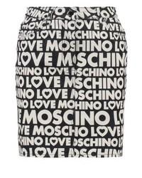Moschino Mini Skirt Nero