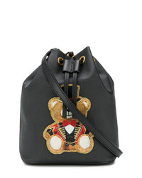 Moschino Teddy Bucket Bag