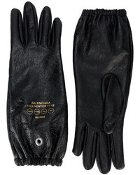 Balenciaga 2017 Leather Gloves