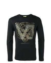 Versace Vj T Shirt