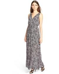 Leith Print Maxi Dress