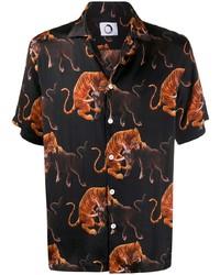 Endless Joy Macan Print Shirt