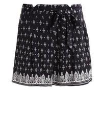 Even&Odd Shorts Whiteblack