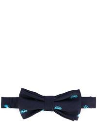 Fef car print bow tie medium 3687816