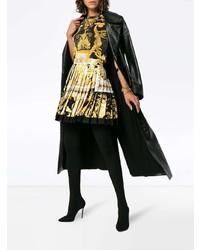 Versace Barocco Sleeveless Knit Top