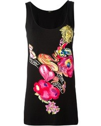 Versace Golden State Printed Tank