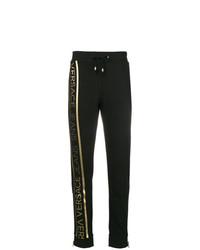 Versace Jeans Metallic Tracksuit Bottoms