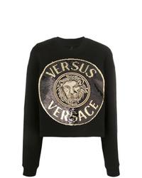Versus Sequined Medallion Sweatshirt