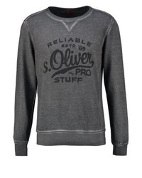 s.Oliver Sweatshirt Jet Set
