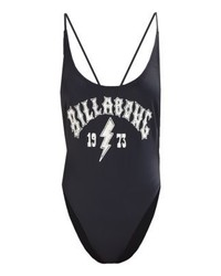 Billabong Legacy Swimsuit Black Sands