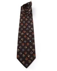 Ungaro Vintage Printed Tie