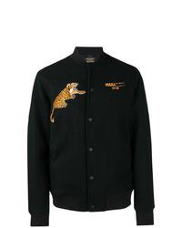 Maharishi Logo Tiger Embroidered Jacket