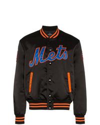 Marcelo Burlon County of Milan Ny Mets Varsity Jacket