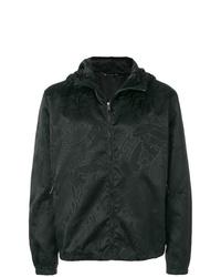 Versace Medusa Pattern Hooded Jacket
