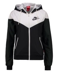 Nike Summer Jacket Outdoor Green Black