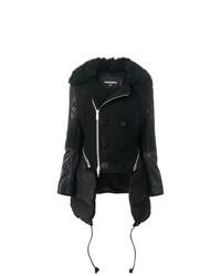 Dsquared2 Caban Trekking Mix Style Jacket