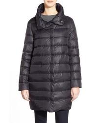 Eileen Fisher Convertible Collar Down Puffer Coat