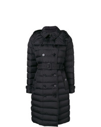 Burberry Double Breasted Puffer Coat