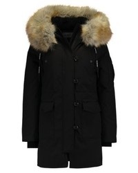 Calvin Klein Olivia Down Coat Black