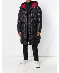 Valentino Zipped Padded Coat