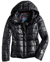 J.Crew Authier Hooded Ski Puffer
