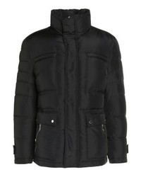 Versace Down Jacket Black