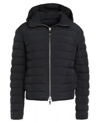 Versace Down Jacket Nero