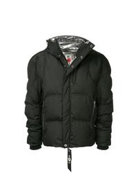 Kru Hooded Padded Jacket