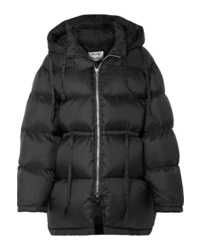 Acne Studios Oversized Hooded Quilted Shell Down Jacket
