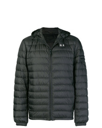 Prada Padded Hooded Coat