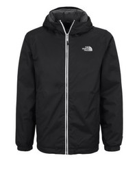 Quest winter jacket black medium 3839745