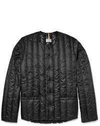 Six month quilted shell down jacket medium 800729