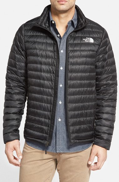 6324228ce £163, The North Face Tonnerro Packable Down Jacket