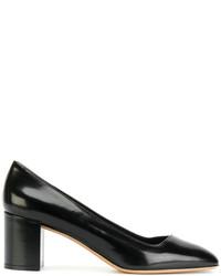 Salvatore Ferragamo Block Heel Pumps