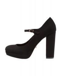 Only Onlpairy High Heels Black