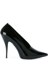 Stella McCartney Patent Pointed Pumps