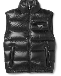 Quilted ripstop down gilet medium 800774