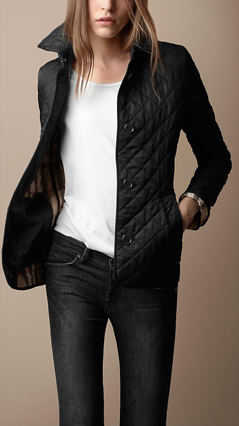 Burberry Diamond Quilted Jacket | Where to buy & how to wear : burberry diamond quilted jacket - Adamdwight.com