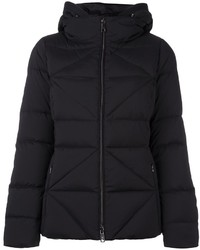 Quilted zipped jacket medium 803919