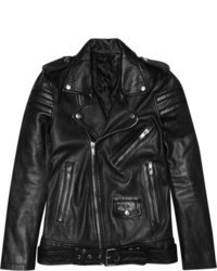 BLK DNM 8 Leather Biker Jacket